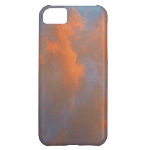 Sedona cloudy skies iPhone 5C cover