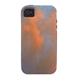Sedona cloudy skies iPhone 4 covers