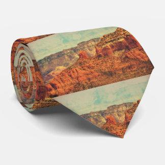 Sedona Grunge Men's Tie