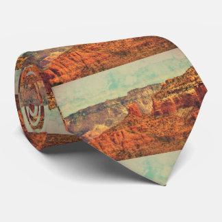 Sedona In Grunge Tie