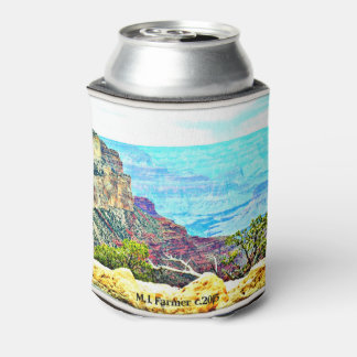 Sedona Landscape Custom Can Cooler