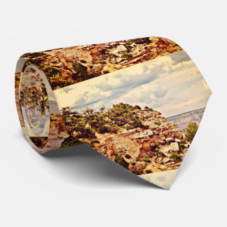Sedona Landscape Custom Men's Tie