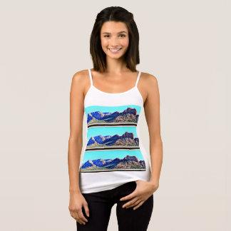 Sedona Mountains Women's Bella Spaghetti Strap Top