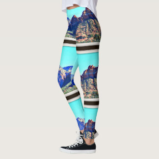 Sedona Mountains Women's Leggings. Leggings