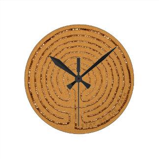 Sedona Movie Labyrinth Clock