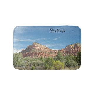 Sedona Red rocks Bath Mats