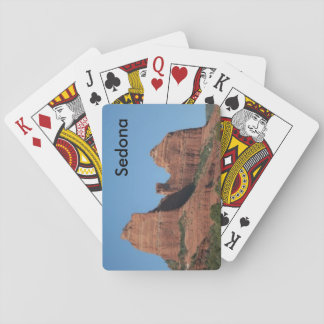 Sedona Red Rocks Playing Cards
