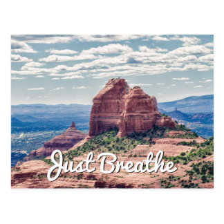 Sedona Red Rocks | Postcard