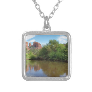 Sedona Silver Plated Necklace