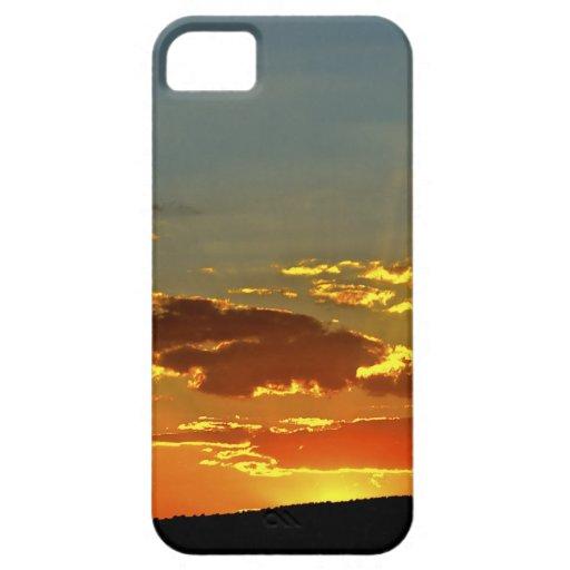 Sedona skies iPhone 5 cover