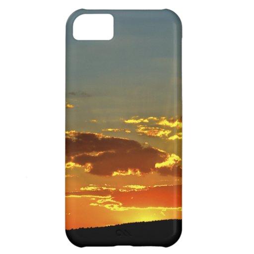 Sedona skies iPhone 5C cover