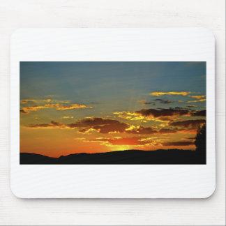 Sedona skies mousepad