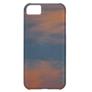 Sedona skies Sunset blue pink clouds Cover For iPhone 5C