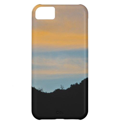 Sedona skies Sunset iPhone 5C Case