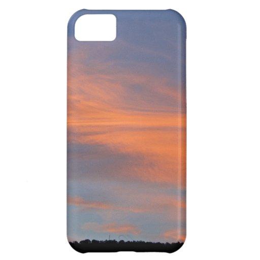 Sedona skies Sunset iPhone 5C Covers