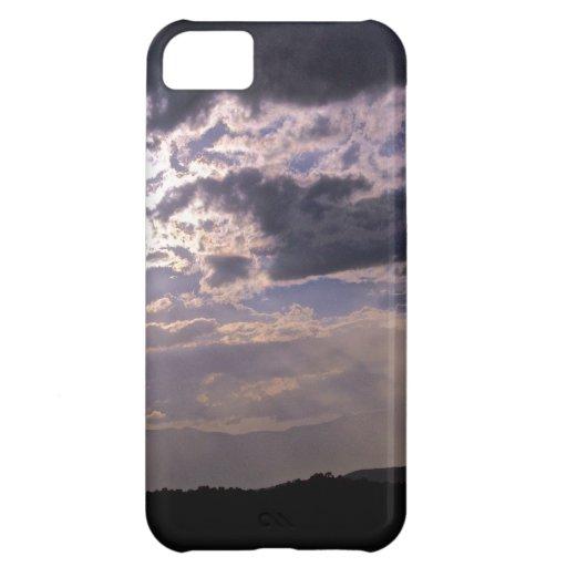 Sedona skies Sunset iPhone 5C Cover