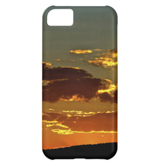 Sedona skies Sunset Cover For iPhone 5C