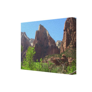Sedona Southwest Canvas Print