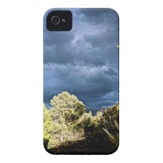 Sedona stormy skies iPhone 4 case