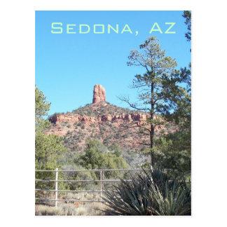 Sedona-View#1, Sedona, AZ Postcard