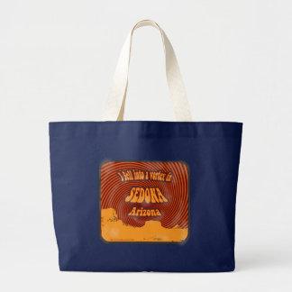 Sedona Vortex Large Tote Bag