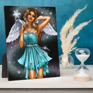 Seductive Fairy Plaque