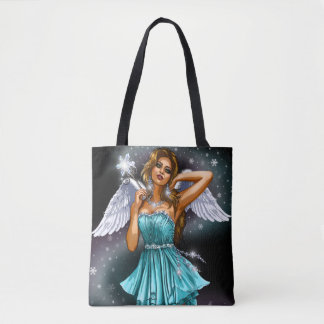Seductive Fairy Tote Bag
