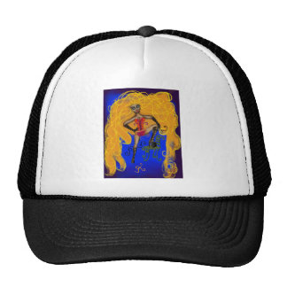 Seductive Sienna Cap