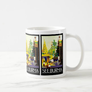 See Burma Coffee Mug