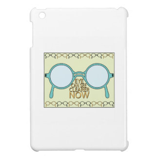 See Clearer Now iPad Mini Cover