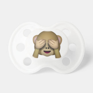 See No Evil Monkey - Emoji Dummy