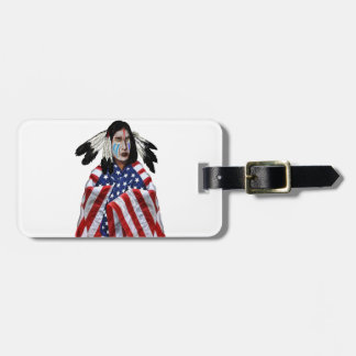 SEE THE COLORS LUGGAGE TAG