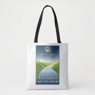 See The Great American Eclipse St. Louis Tote Bag