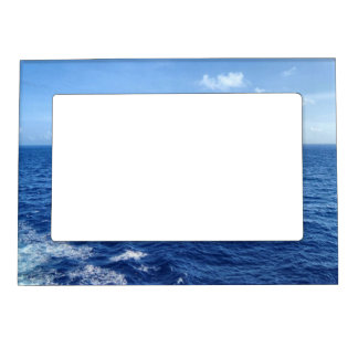 See the Sea Magnetic Picture Frame