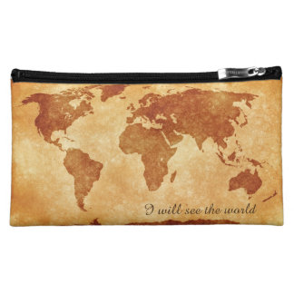 See the World Cosmetic Bag