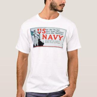 See the World, US Navy (US02162) T-Shirt