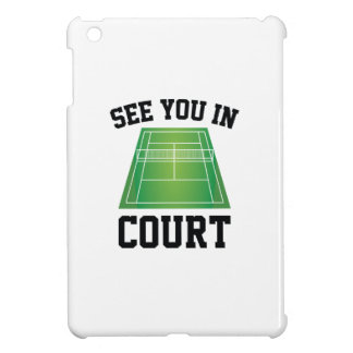See You In Court Cover For The iPad Mini