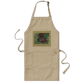 See You in the Garden ..... Long Apron
