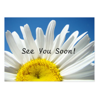 See You Soon! Reminder Cards Service Appt Cards Business Card