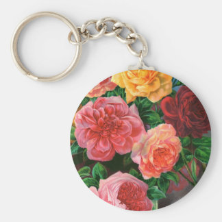 Seed Catalog 1 Roses Key Chain