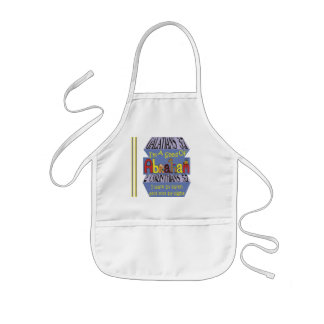 Seed of Abraham© Kids Apron