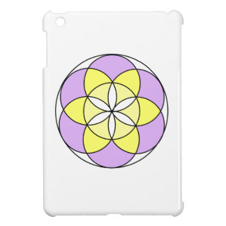 Seed of Life Angel 03 Case For The iPad Mini
