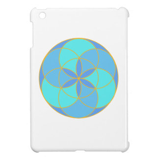 Seed of Life Angel 11 Case For The iPad Mini