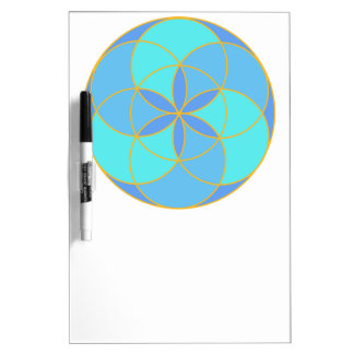 Seed of Life Angel 11 Dry-Erase Boards
