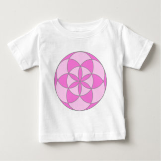 Seed of Life Angel 14 Baby T-Shirt