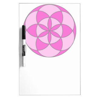 Seed of Life Angel 14 Dry Erase Boards