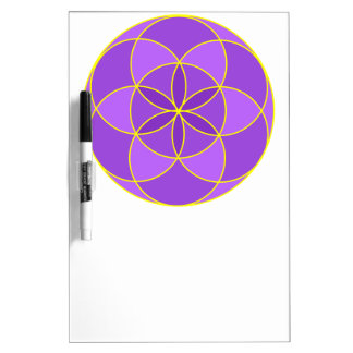 Seed of Life Angel 17 Dry-Erase Boards