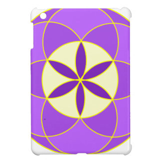 Seed of Life Angel 18 Case For The iPad Mini