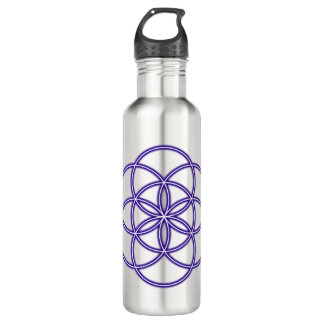 Seed of Life Water Bottle