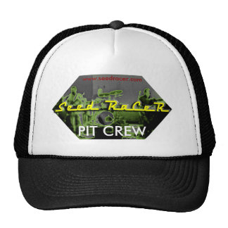 Seed RaCeR Hat #1